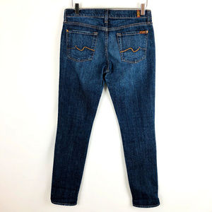 7 For All Mankind Roxanne Denim Skinny Jeans